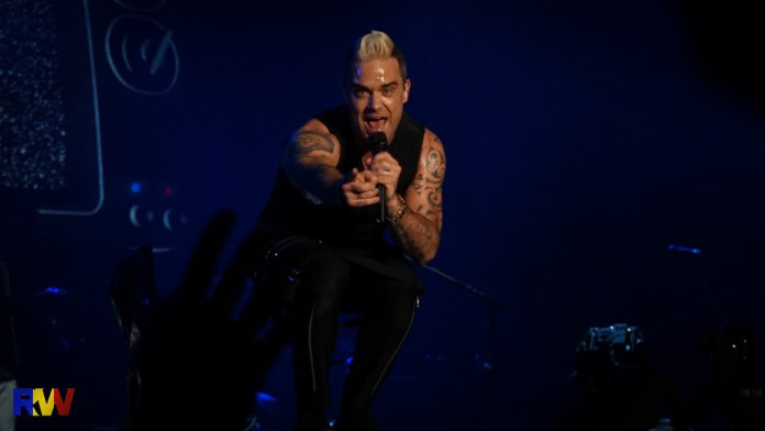 Robbie Williams @ Sziget Festival-10
