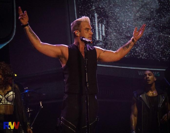 Robbie Williams @ Sziget Festival-12