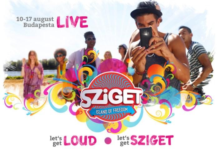 Telekom - Sziget Festival Live
