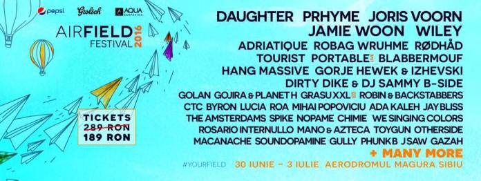 Airfield Festival 2016