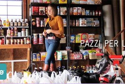 La spesa senza glutine nell'ipermercato