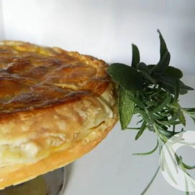 torta pasqualina zucca e patate