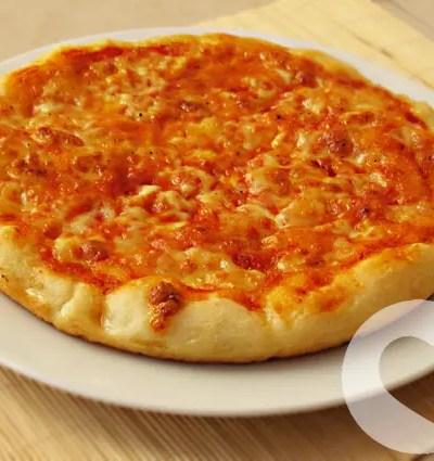PIZZA SENZA GLUTINE SPESSA E CROCCANTE