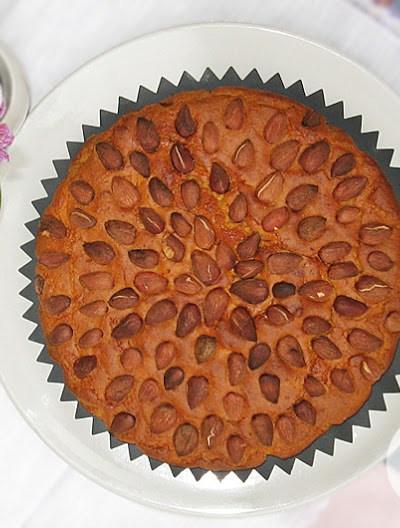 TORTA MIELE E MANDOLE: dolcissima senza zucchero!!!!