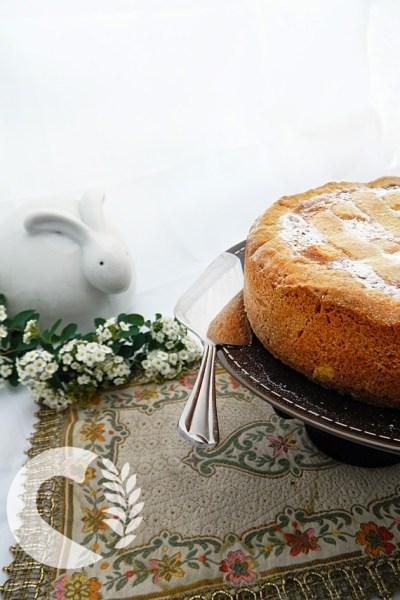 Pastiera napoletana naturalmente senza glutine