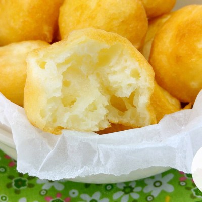 Popizze, le frittelle baresi senza glutine e senza lattosio