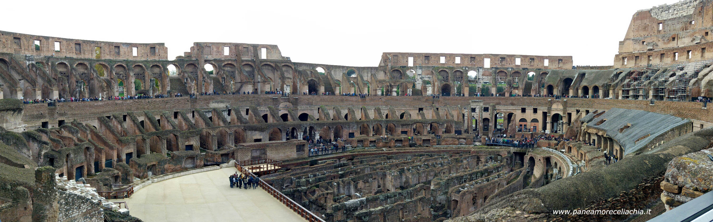 colosseo-interno