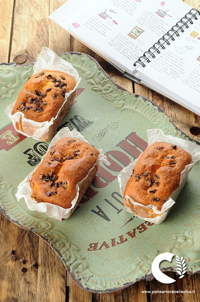 Plumcake sofficissimi e senza glutine