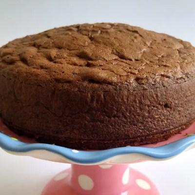 Ricetta base: pan di spagna senza glutine al cioccolato