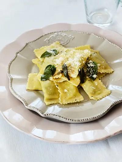 Ravioli con ricotta e spinaci Schaer