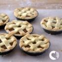 Crostatine senza glutine alla nutella