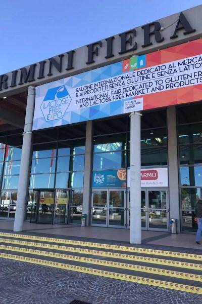 Il Gluten Free Expo 2017 di Rimini