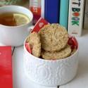 Biscotti senza glutine e senza lattosio all'avena