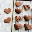 Pasta frolla vegana al cacao, senza glutine