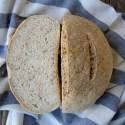 Pagnotta senza glutine con farina di semi