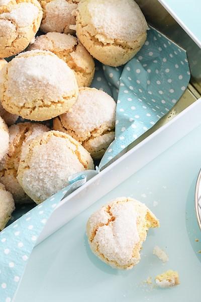 I biscotti della nonna da inzuppo senza glutine senza lievito e senza lattosio