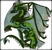 Fantasy Stained Glass Patterns 50 Stained Glass Designs