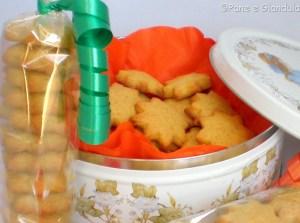 Biscotti allo zenzero