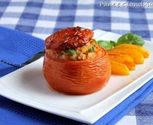 pomodori con riso alla romana
