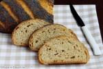 Pane di grano duro integrale