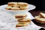 Biscotti alla nocciola e crema gianduia