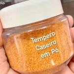 Tempero Caseiro Natural (tipo Sazón)
