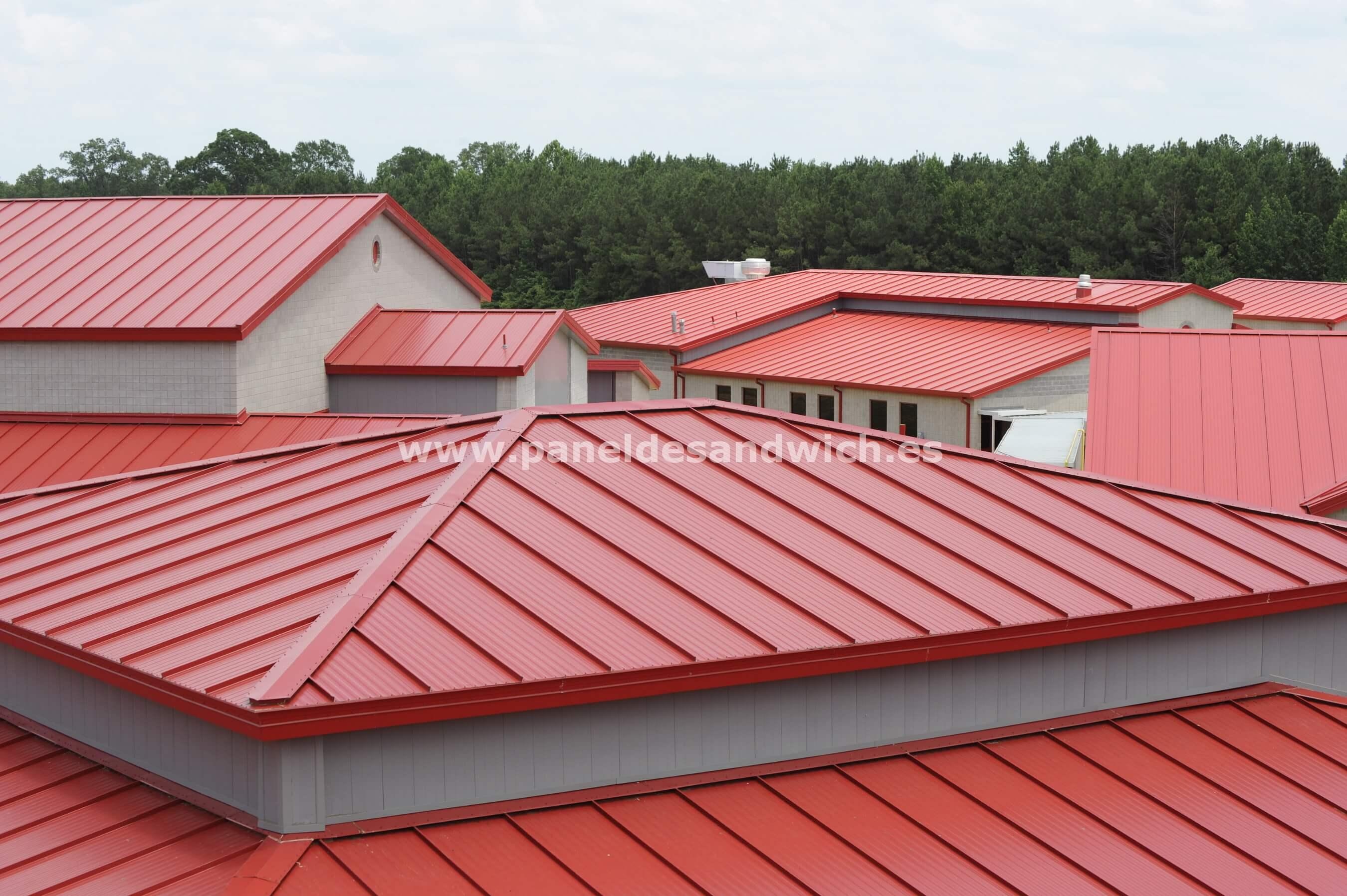 Clases de tejas para tejados perfect limpieza de techos - Clases de tejas para tejados ...