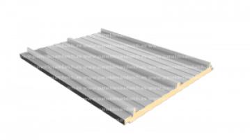 panel sandwich cubierta tapajuntas