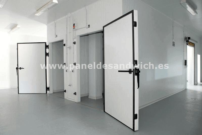 Nuestras Fachadas Frigoríficas son la mejor solución para la construcción o acondicionamiento de cuartos fríos