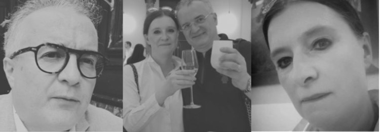 Philippe Jourdan and Valérie Jourdan