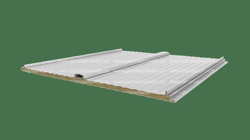 panel sandwich cubierta ignifuga