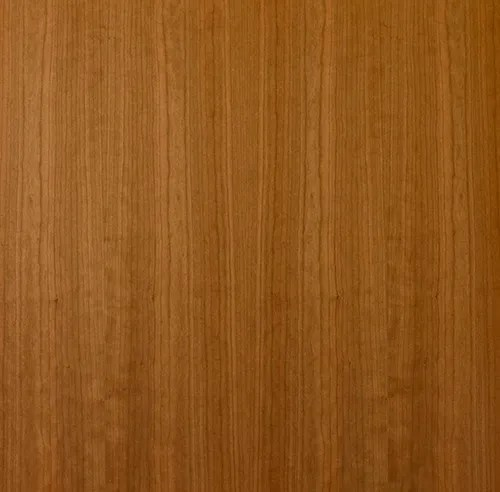 Flat Cut Cherry Wood Veneer