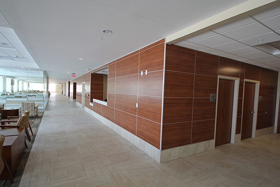 Superieur Wall Panel