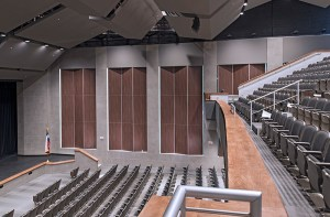 Alvin Shadow Creek HS Auditorium