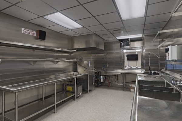 PSI Marine Panels - Shell Appomattox Kitchen