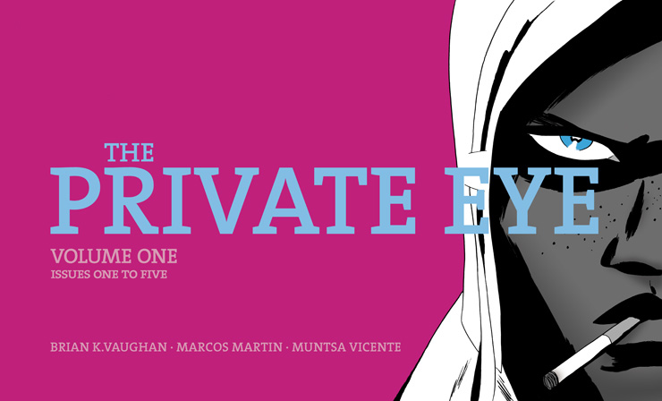 The Private Eye - Volume 1