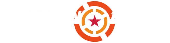The Morrison/Fults campaign logo. It was unveiled after Morrison and Fults became the presumptive nominees for President and VP for People for Panem.