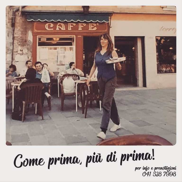 Betti Caffé Rosso Santa Margherita Venezia