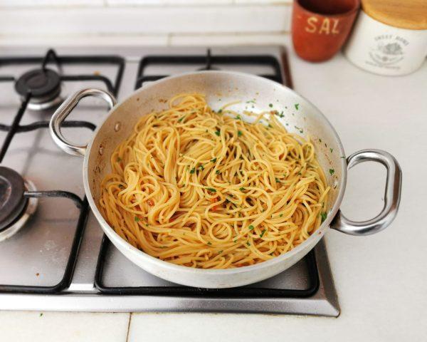 Spaghetti con le vongole fujute 05