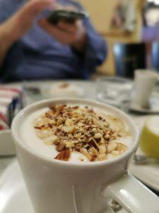 Noto Caffè Sicilia Mandorla calda