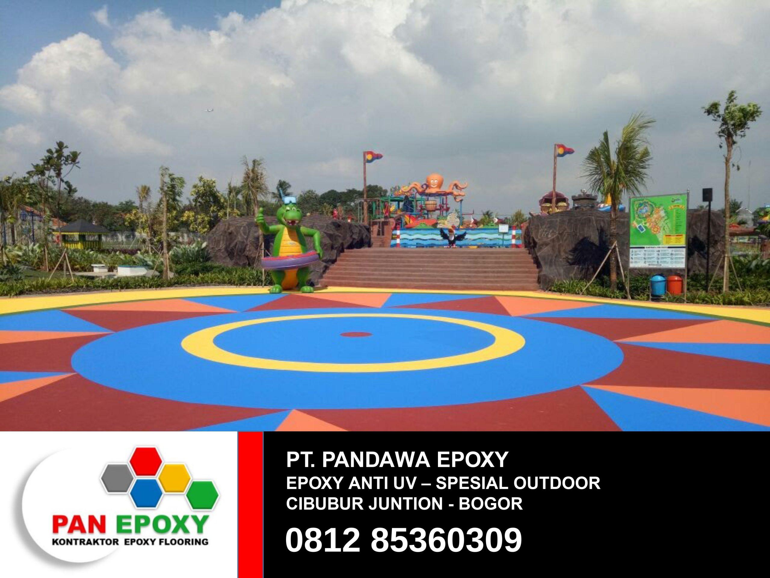Epoxy Waterpark
