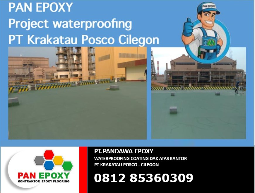 Jasa Waterproofing Coating Cilegon