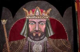 Sofija Kanaverskytė. Karalius Mindaugas
