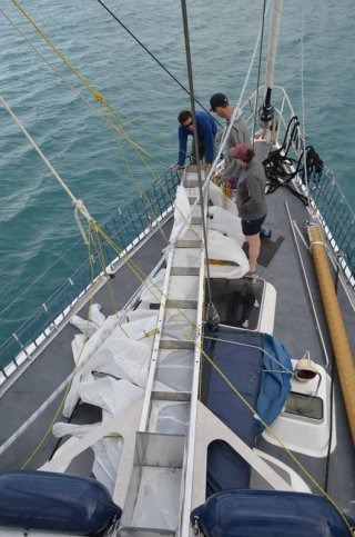 gyre expedition the ocean cleanup