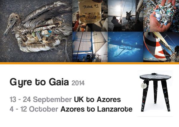 Gyre to Gaia Leg 1 | UK to Azores
