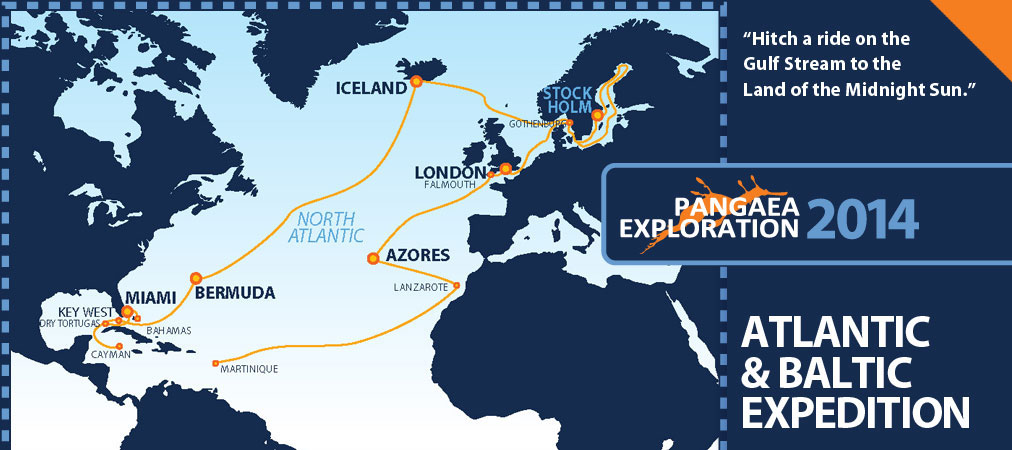 2014 Sailing Expedition schedule announced!