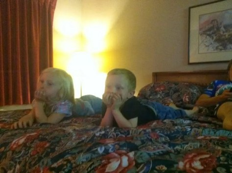 Kids-on-the-bed