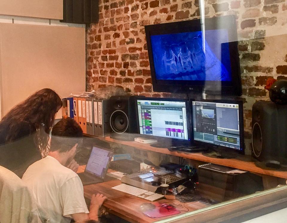 studio auxiliaire