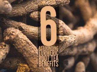 Turmeric Root Tea Health Benefits