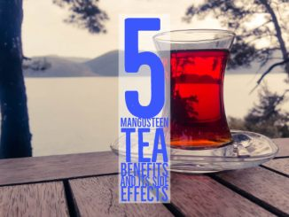 mangosteen tea benefits and side effects